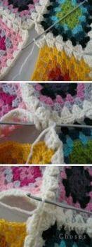 38 New Ideas For Crochet Granny Square Poncho Diy  38 New Ideas For Crochet Granny Square Poncho Diy