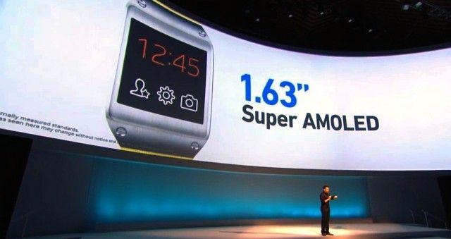 錶你有冇? Samsung Galaxy Gear 發佈, 功能逐一數