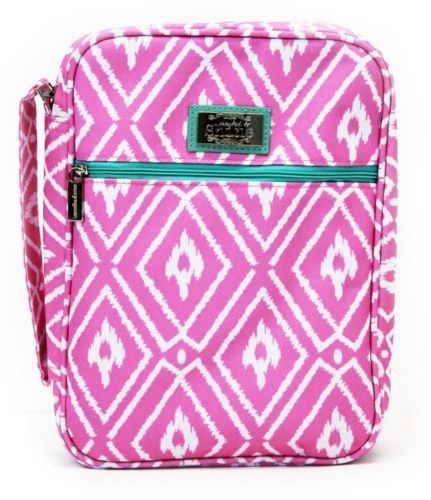 Mary Square Piper Pink  Bible Case NEW With Tags!  Free Fast Shipping! in Everything Else, Religious Products & Supplies, Bibles Covers & Accessories | eBay