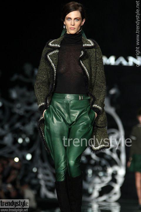 Nieuwste modekleuren voor winter 2012 2013