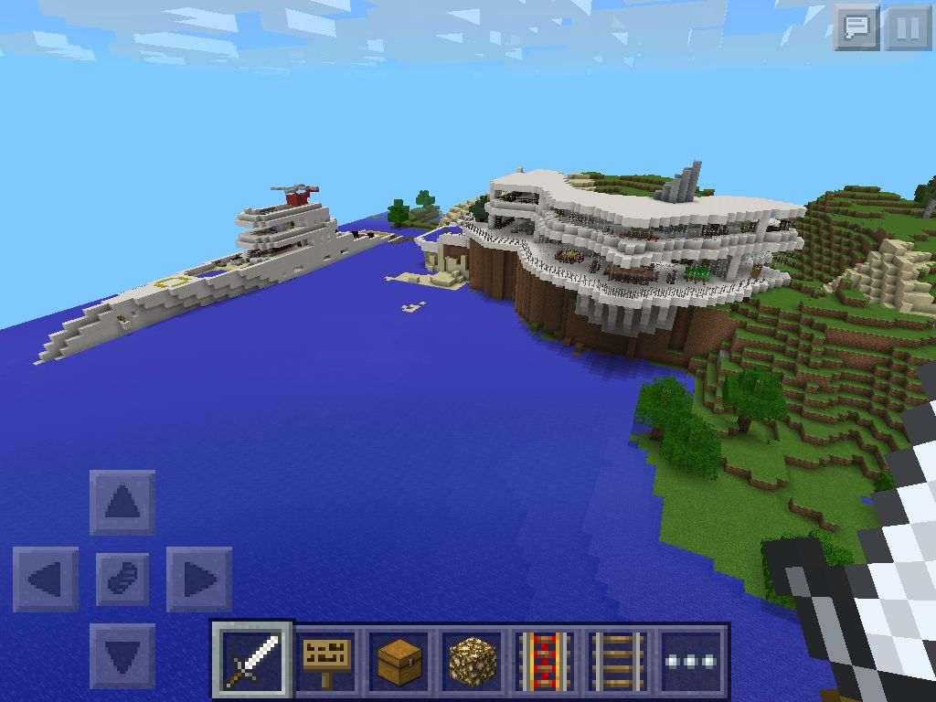 Pin by Andres Bernardi on Tony stark minecraft  Minecraft houses
