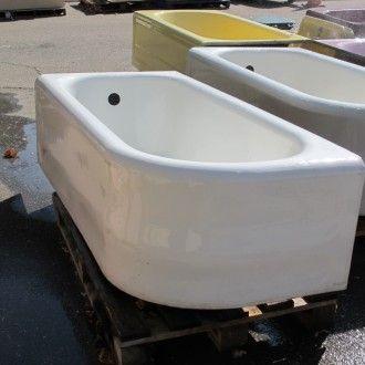 Antique Corner Tub