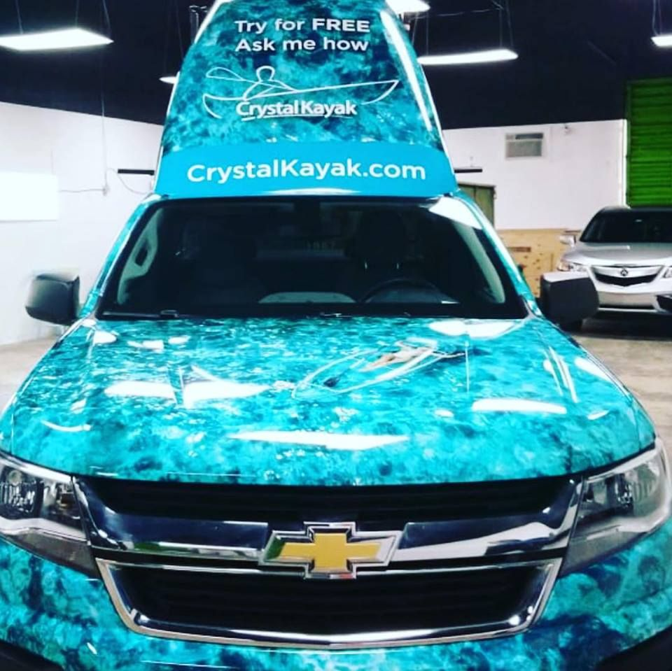 Call 305.692.0801 for Car Wraps Pricing advertisement