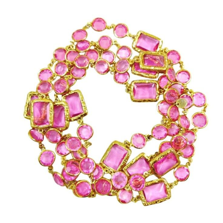pin by the vintage cornucopia on designer jewelry chanel