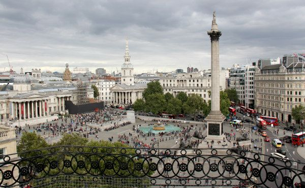 Fancy a view with your cocktail? Go to Vista, a rooftop near Trafalgar Square.  >> https://teatimeinwonderland.co.uk/lang/en/2015/09/20/vista-cocktails-with-a-view-on-trafalgar-square