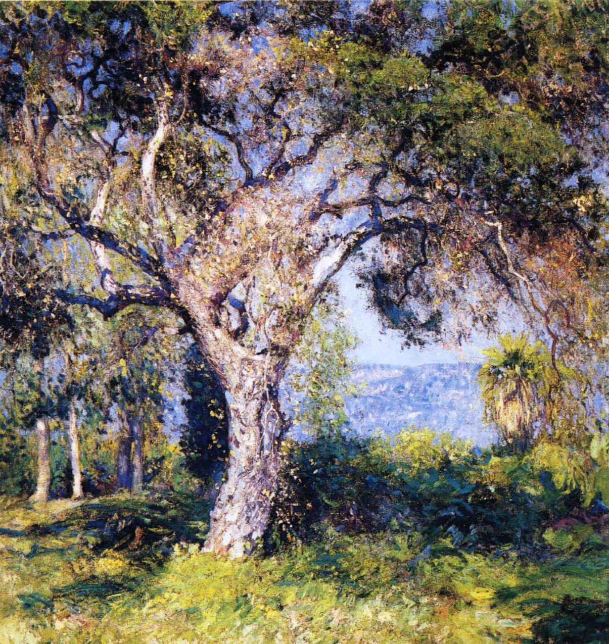 bofransson: Guy Orlando Rose - The Oak | pintura | Pinterest | Pinturas