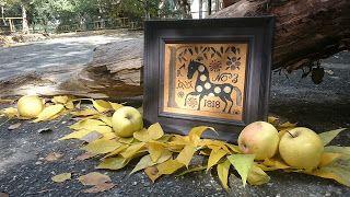 кофе&мята: Конь, кот и яблоки...