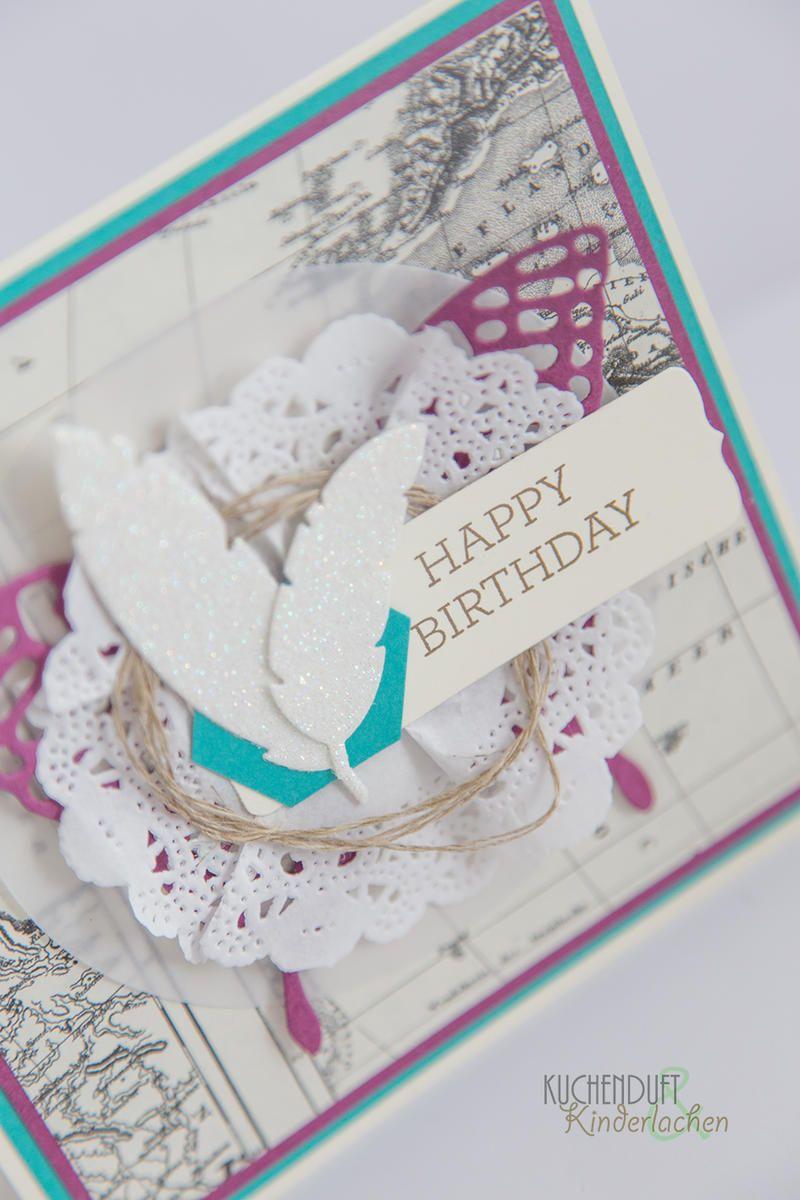 Geschenkkorb zum Geburtstag {mit vielen Leckerein und alles hübsch verpackt}