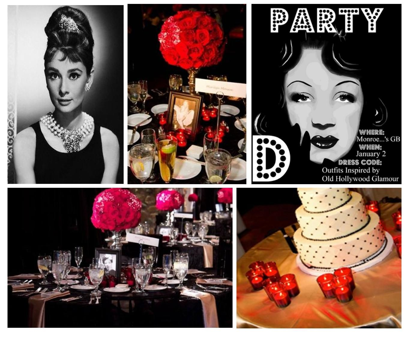 Explore Old Hollywood Party And More