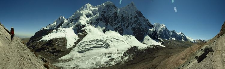 Trekking del Ausangate. Cordillera Vilcanota. Mendibideak travel sperience