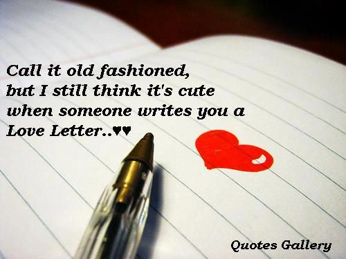 Write A Love Letter To A Boy evidences reason give