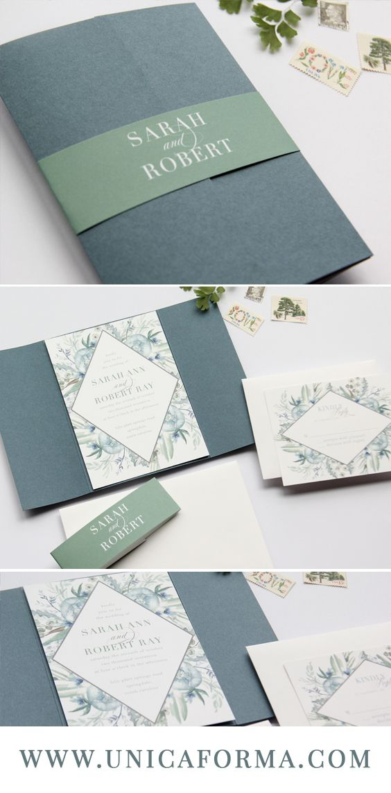 Unica Forma Is Located In Columbus, Ohio And Offers A Wide Selection Of  Beautiful And Unique Personalized Wedding Invitations.