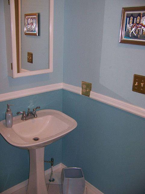 Paint Color Selection Bathroom Bathroom Decor Modern Toilet Bathroom Colors