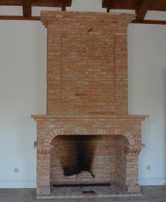 Chimeneas de ladrillo buscar con google chimeneas 91 - Fotos de chimeneas rusticas ...