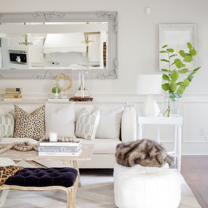 Thank You To Jillianharris For Including Us In Your Home And For Unique White Living Room Interior Design Inspiration Design