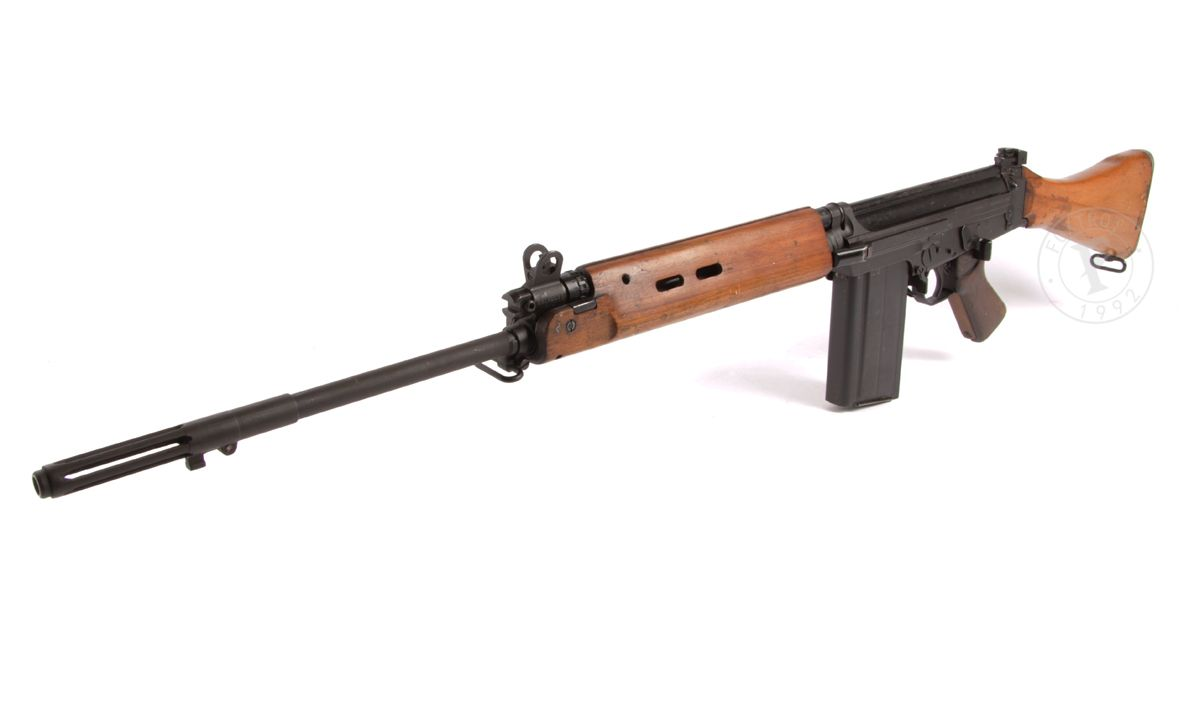 L1A1 Self-Loading Rifle | L1A1 SELF LOADING RIFLE (SLR