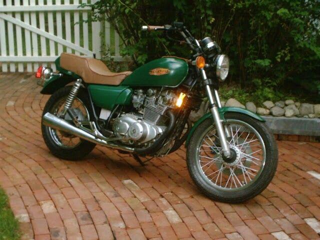 1982 Suzuki Gs450ga Suzukimatic Semi Automatic Customized Seat And Tank Motorcycle Suzuki Bike