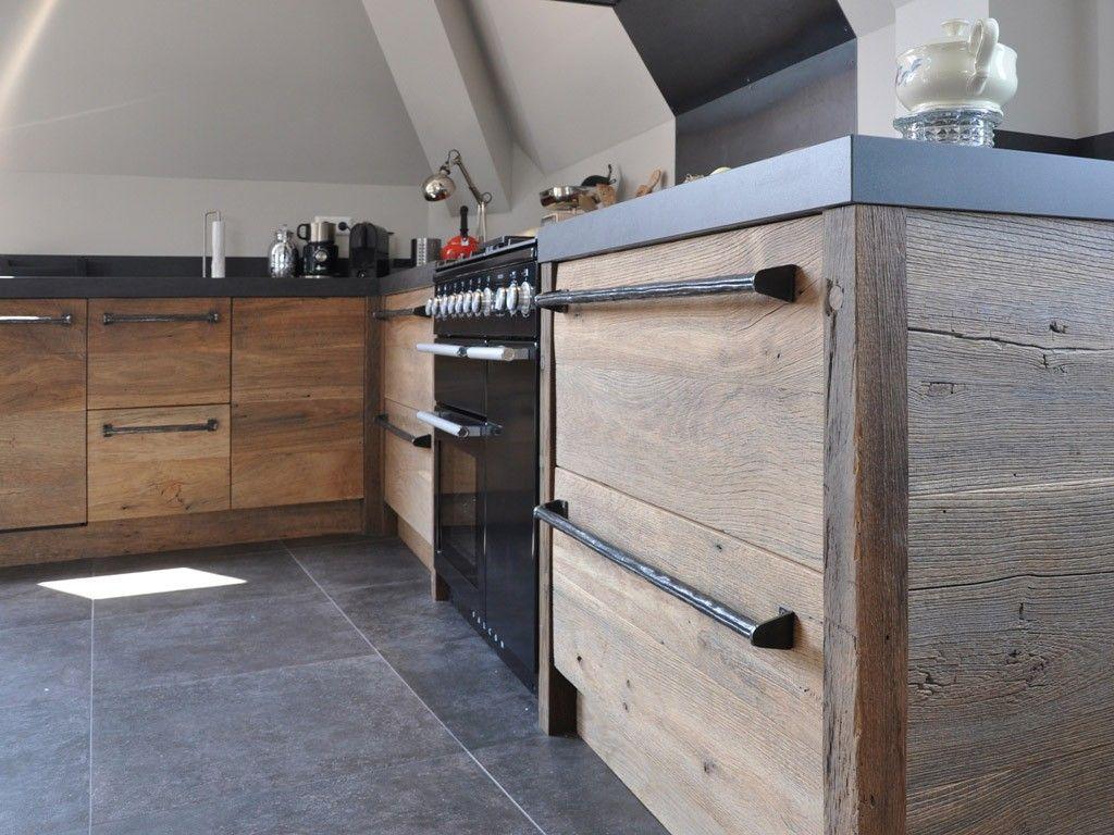 Chique Industriele Keuken : Industriële keukens restylexl keukens met industriële invloeden