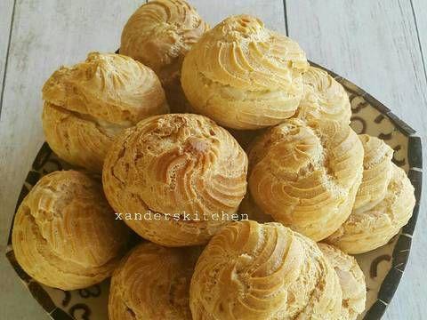 Resep Kue Sus Vla Durian Oleh Xander S Kitchen Resep Makanan Dan Minuman Resep Kue Resep