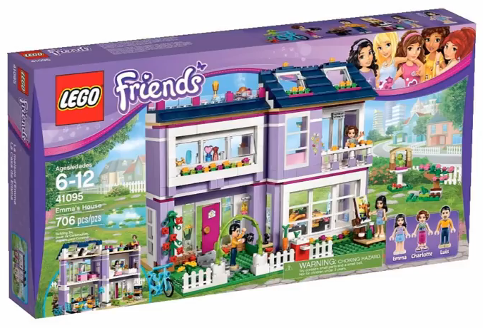 Heartlake Times: 2015 LEGO Friends set images | mom want ...