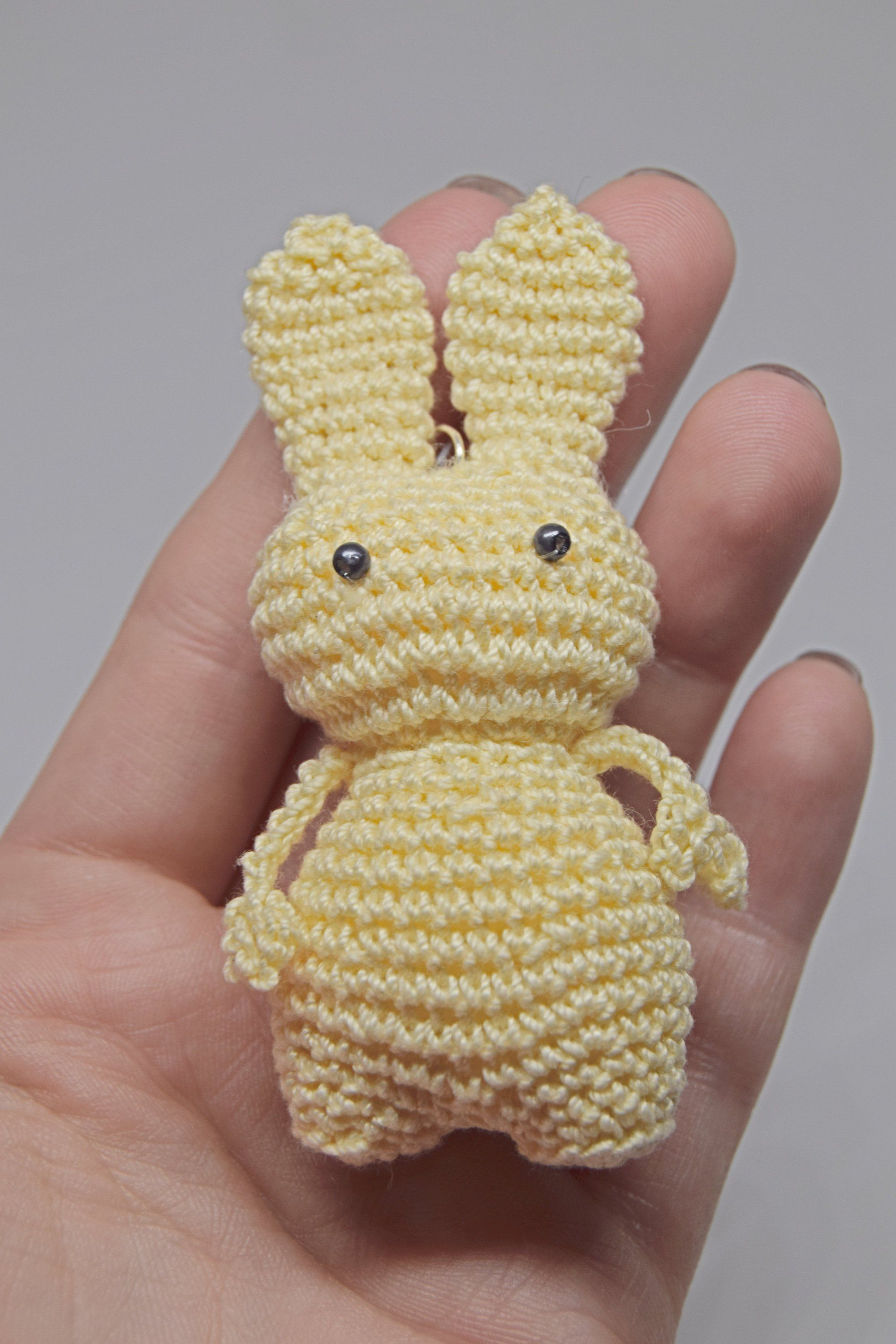 AMIGURUMI RABBIT CROCHET TUTORIAL | TUTORIAL BONEKA RAJUT - YouTube | 3000x2000