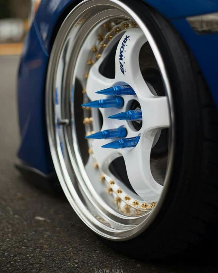 lushfullux | work wheels | Wheel rims