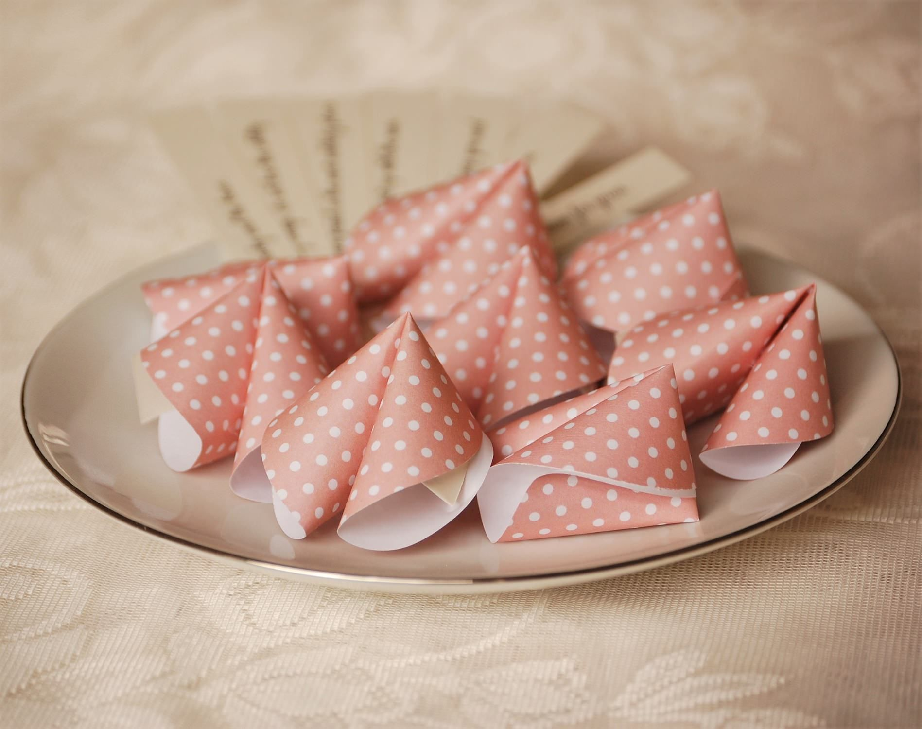 Paper Fortune Cookies Hen Party Game Hen party games