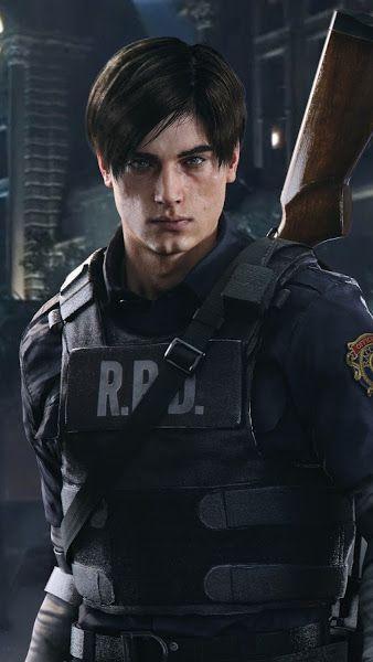 Resident Evil 2 Characters 4k 3840x2160 Wallpaper Resident Evil Leon Resident Evil Leon S Kennedy