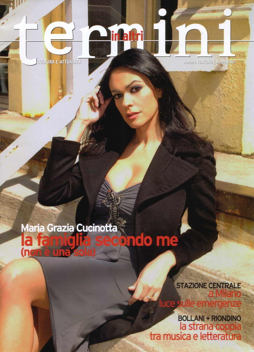 In Altri Termini 2007 Maria Grazia Cucinotta