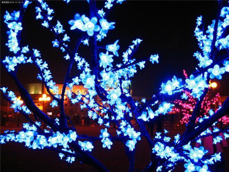 Light up cherry blossom tree led artificial christmas tree buy light up cherry blossom tree led artificial christmas tree mozeypictures Choice Image