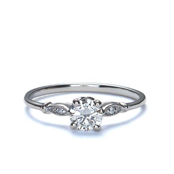 Replica Belle Epoque Engagement Ring