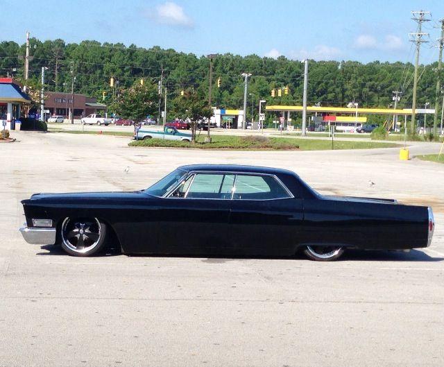 Pin On My 1968 Cadillac