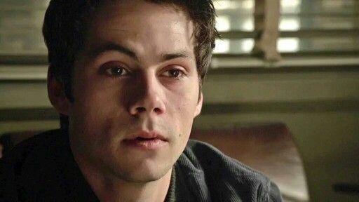 Dylan O'Brien as Stiles Stilinski in Teen Wolf