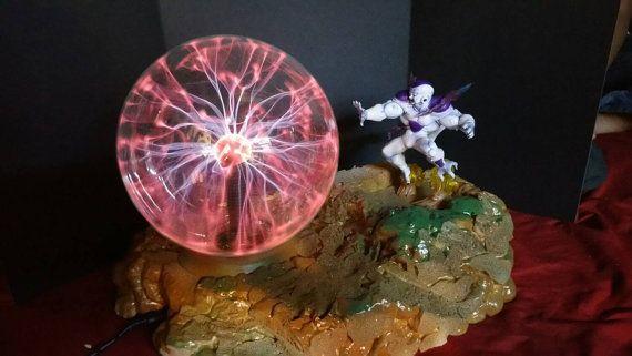 Dragon Ball Z Frieza Lamp