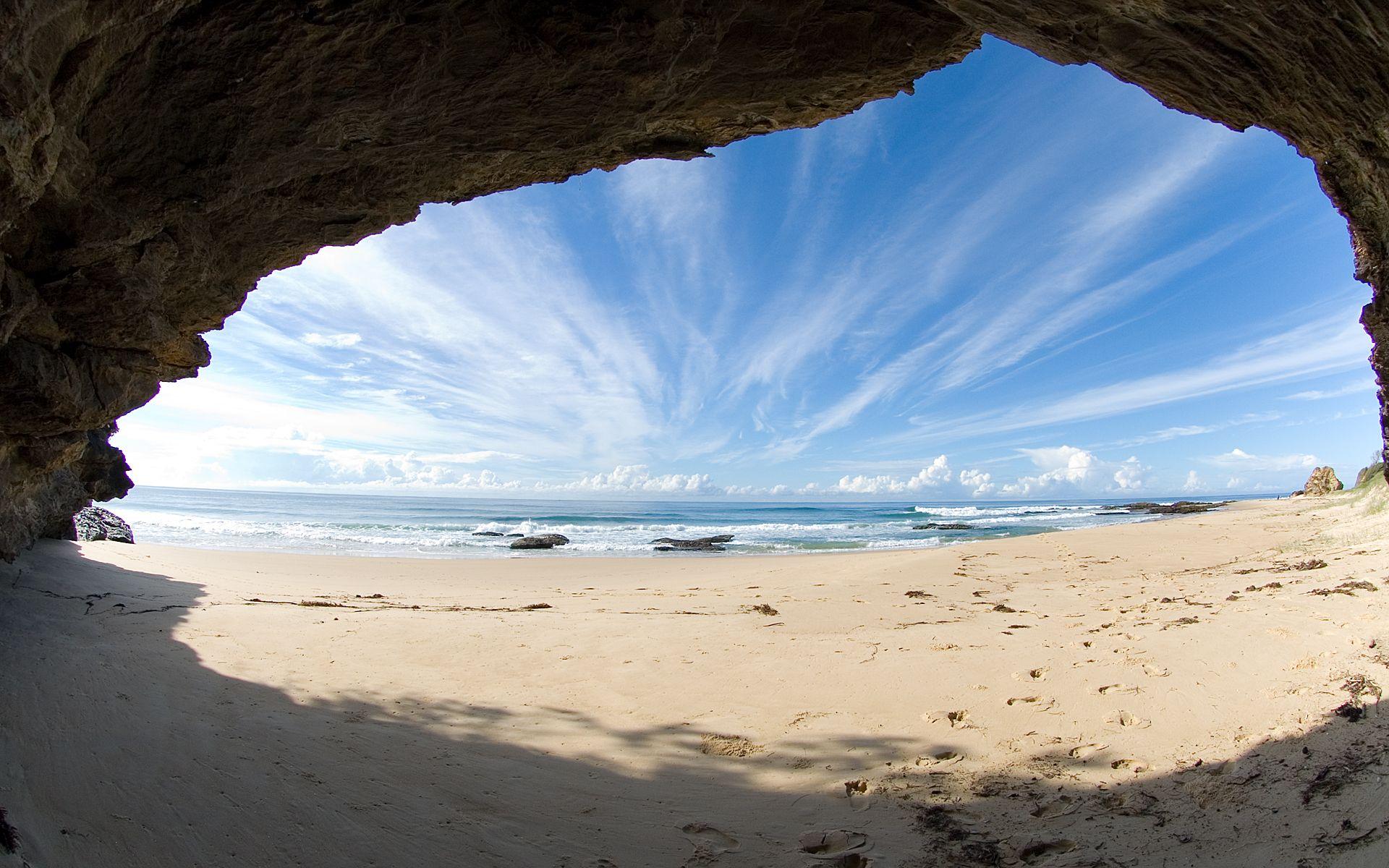 Holidays Ocean Landscape Beach Wallpaper Ocean Wallpaper