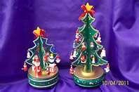 German Wooden Christmas Trees Christmas Tree Music Box Wooden Christmas Trees Christmas Tree