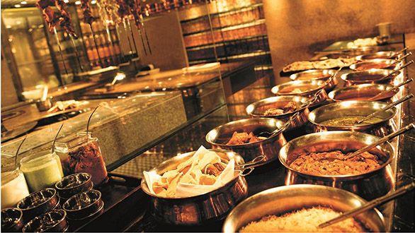 Best Halal Buffets In Singapore Halal Recipes Buffet Food Malay Food