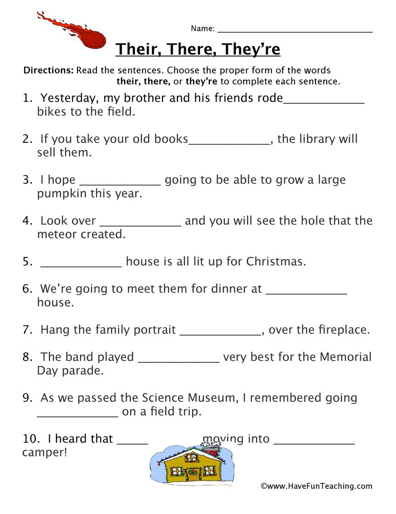homophones worksheet read the sentences choose the proper form of the words their there or. Black Bedroom Furniture Sets. Home Design Ideas