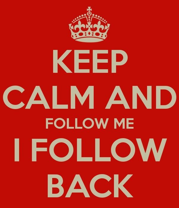 Please oh please follow me! My goal is 60 followers