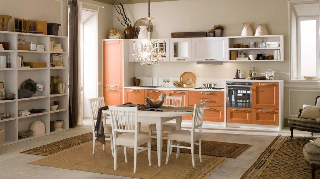 Cozinhas decoradas estilo vintage