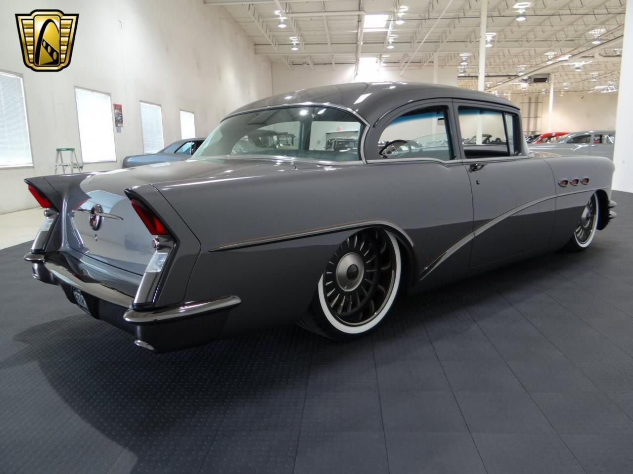 1956 Buick Special 413 CID Nailhead V8 Automatic For Sale