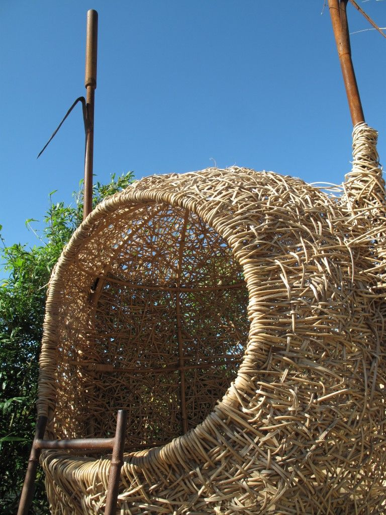 Kubu Nest by Porky Hefer Design