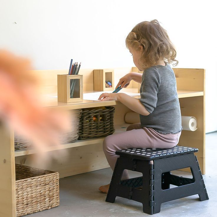Kindertisch zum selbermachen statt kaufen -