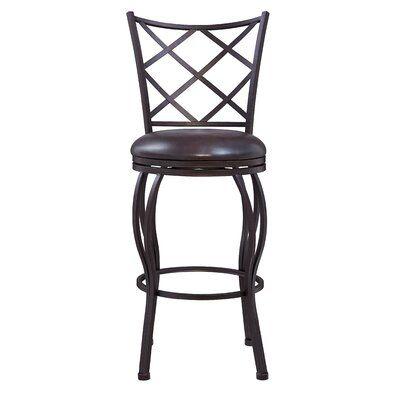 Enjoyable Fleur De Lis Living Soperton Diamond Lattice Adjustable Machost Co Dining Chair Design Ideas Machostcouk
