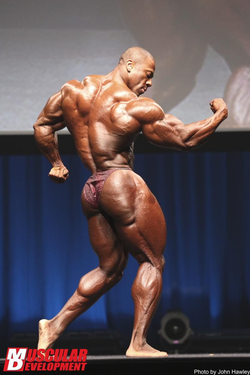 Shawn Rhoden - Australian Pro | NPC Bodybuilders ...