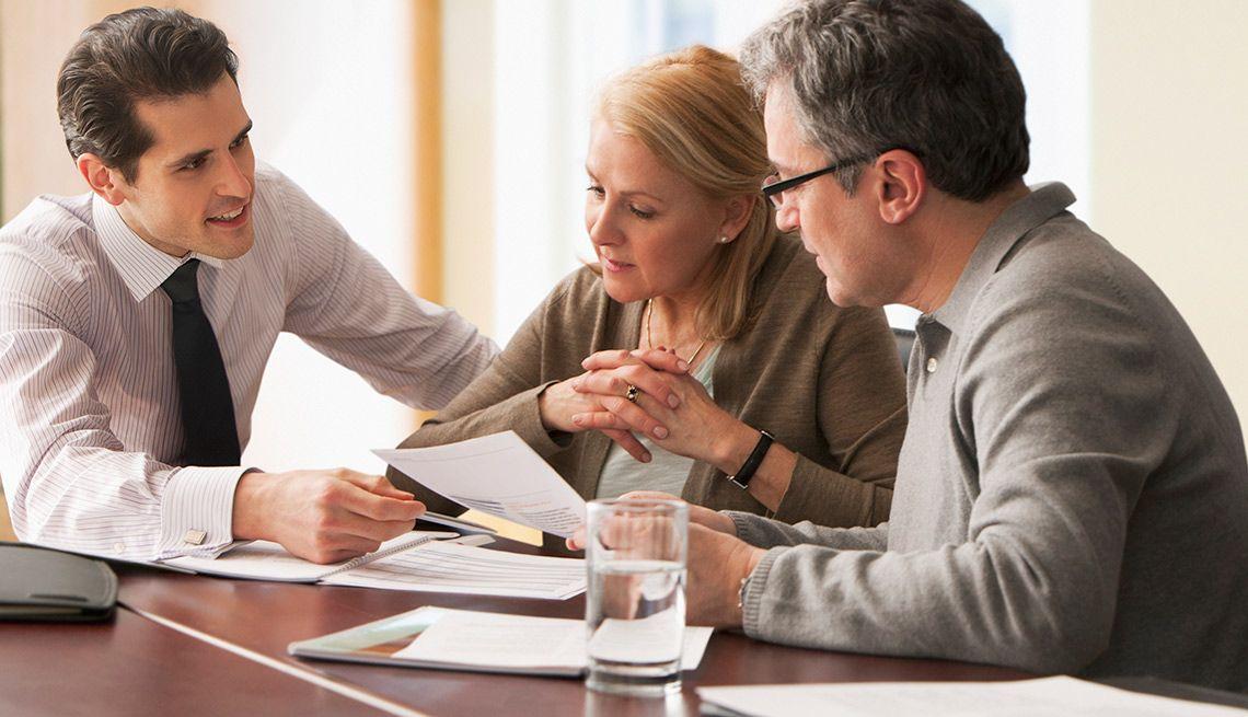 Andrew Curran Wesleyan Financial advice, Financial