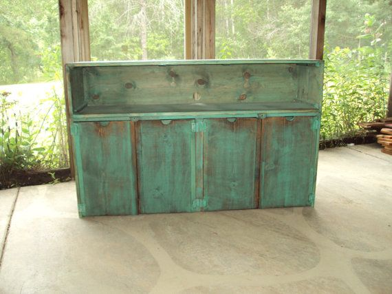 TV Cabinet 48 wide 36 Tall 15 Deep Reclaimed Barn by USAcreations ...