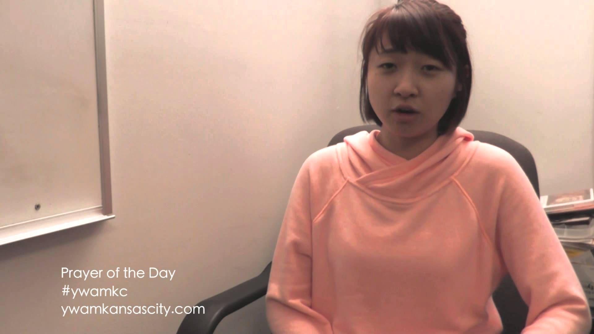 Prayer of the Day: Father restore the broken families in Korea! www.ywamkansascity.com