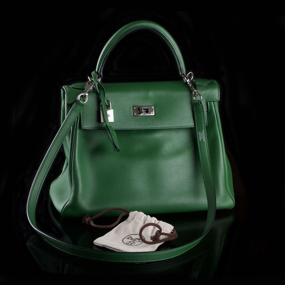 1b046ead225a Second hand super chic Hermès shoulder and handbag