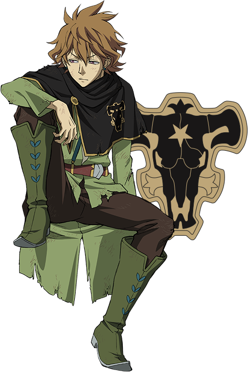 Anime Hahmot